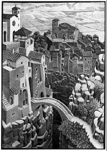 Морис Корнелис Эшер (Maurits Cornelis Escher)
