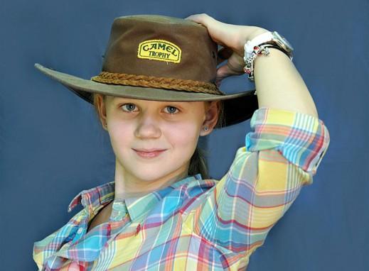 Я и шляпа