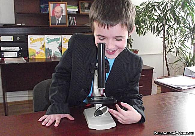 Самый молодой учёный