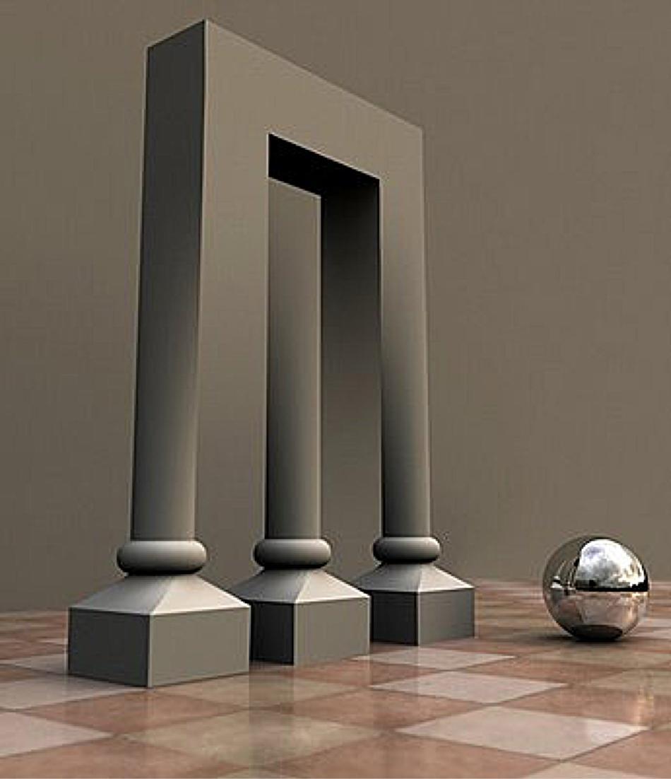 Оптические искажения и иллюзии