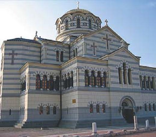 В бухте Севастополя