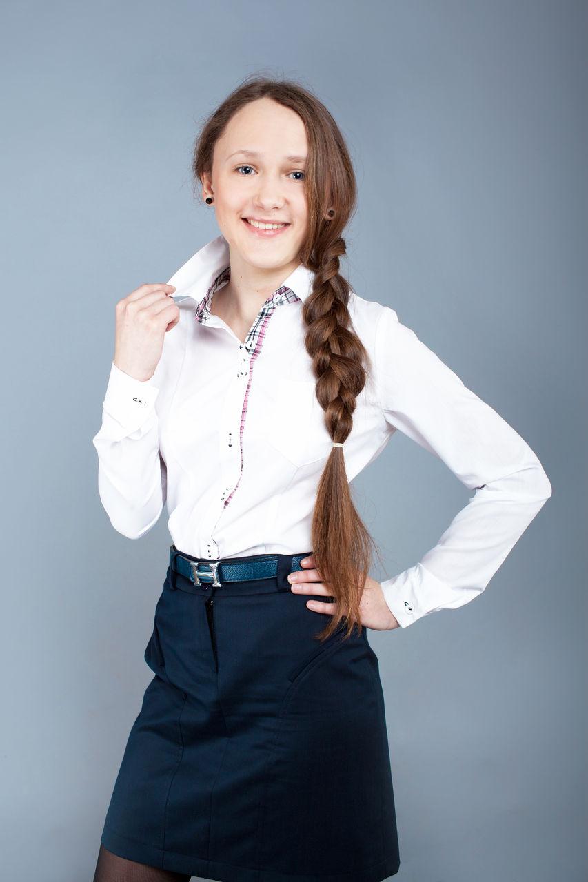 Купить Блузки Школьные В Новосибирске